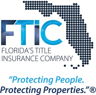 Florida's Title Insurance Company. Protecting People. Protecting Properties.